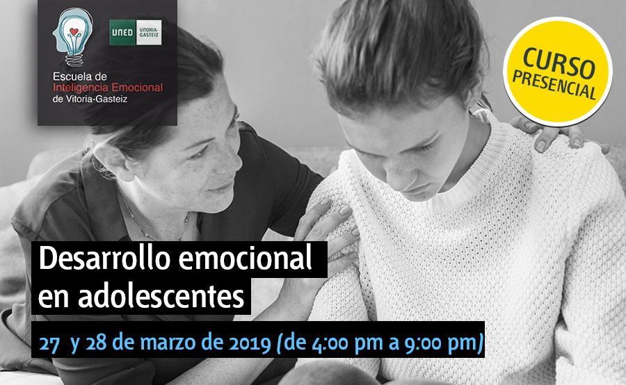 Desarrollo emocional el adolescentes