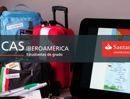 Becas Grado Santander Iberoamérica 2020/21