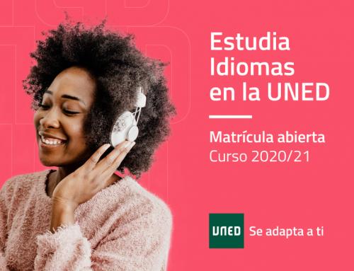 Abierto el plazo de matrícula para idiomas en la UNED