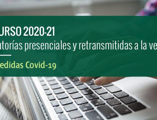 Medidas COVID-19 para el Curso 2020-2021